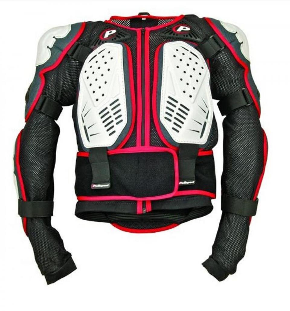 gilet int gral de protection taille xl polisport moto cross enduro tout terrain ebay. Black Bedroom Furniture Sets. Home Design Ideas