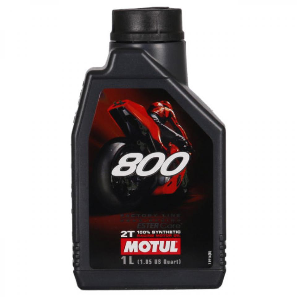 huile motul 800 moteur 2 temps 100 synth se moto bidon 1. Black Bedroom Furniture Sets. Home Design Ideas
