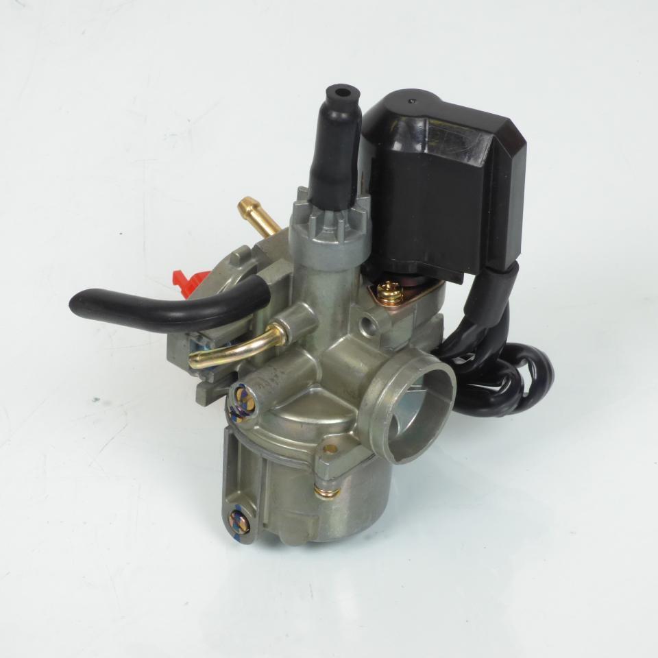 carburateur carbu 16 2tps starter automatique scooter peugeot 50 speedfight neuf ebay. Black Bedroom Furniture Sets. Home Design Ideas