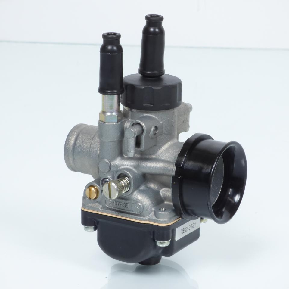 Carburateur PHBG 21 starter à câble carbu de 21 montage souple moto 50 à boit