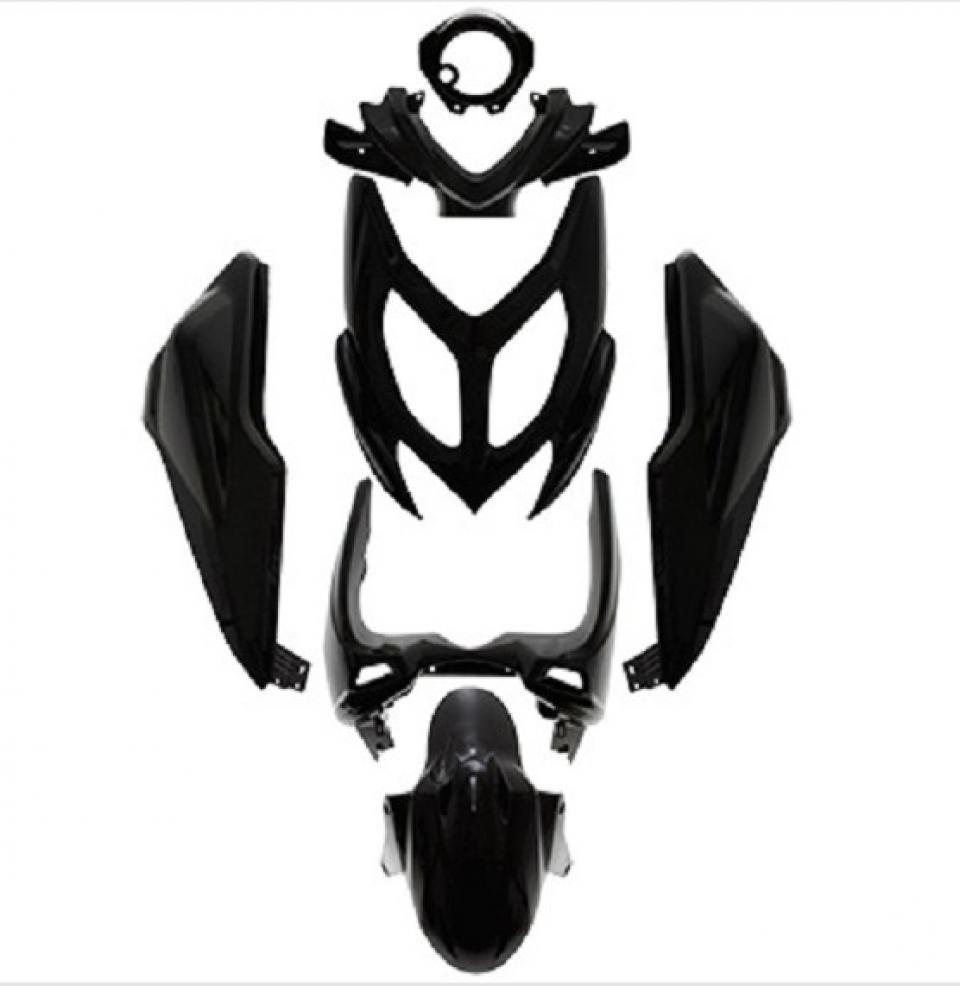verkleidung kit type origine roller yamaha 50 aerox 2013 2017 neu 3663914571416 ebay. Black Bedroom Furniture Sets. Home Design Ideas
