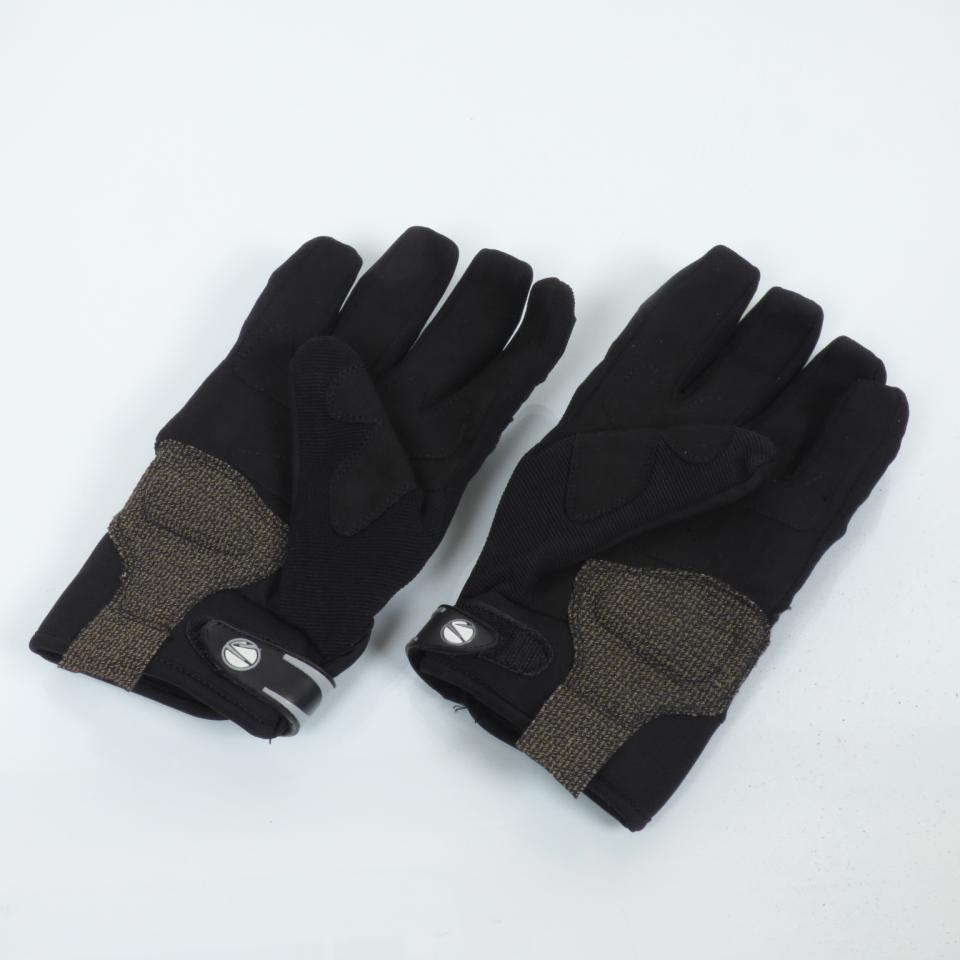 paire de gant t noir homologu ce steev jump taille xs. Black Bedroom Furniture Sets. Home Design Ideas